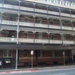 Photo de Nomads Brisbane Hostel