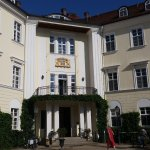 Schlosshotel, Haupteingang