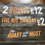 Sunday deals