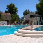 Piscine au calme Villa Pefki