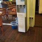 Water Dispense NO Water