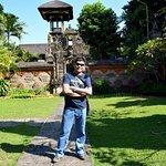 At the Negeri Propinsi Museum in Denpasar