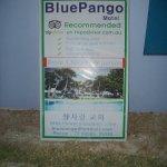 Blue Pango Motel Foto