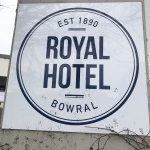 Royal Hotel Foto
