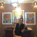 Nice ambience and atmosphere. The restaurant with a touch of filipino and Spanish era reminds me