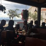 Delicious food in large portions. Kind staff and a beautiful view!
