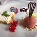 Dessert, Zitronencremeküchlein