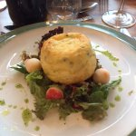 Cheese Soufle Starter
