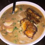 Ramen shareable size, Katzu chicken fried rice