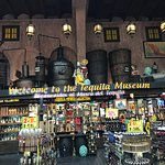 Hacienda Tequila. I highly recommend the Adictivo Extra Anjeo Tequila, and/or the Chocolate Tequ