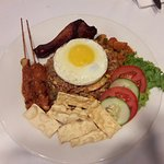 Nasi Goreng frm The Lounge