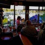 Great bar scene