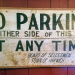 Where did they get all these great signs from yesteryear?