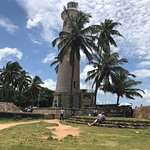 Galle Fort Lighthouse Foto
