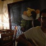 Foto interno del ristorante