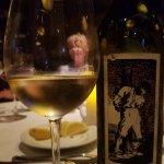 Blindfold, excellent wine