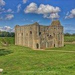 Foto van Castle Rising