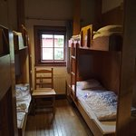 Our room on the first floor :D