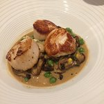 Caramelized Day Boat Scallops