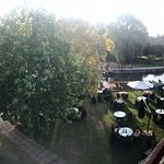 Panorama from balcony