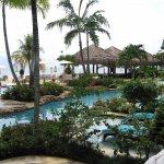 Swim-up Crystal Lagoon Pool & Room