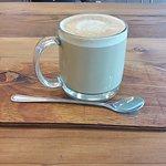 ...decent short latte