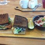 .....insidious-lii delicious sandwich