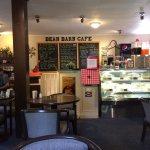 Bean Barn Cafe resmi