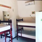 Foto de Biergarten Hostel
