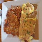 Omelette Robert Special