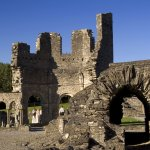 Mellifont Abbey was the first Cistercian Abbey to be built in Ireland.