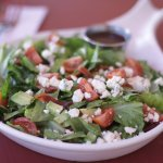 Bacon Blue Cheese Salad