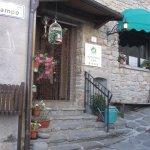 Entrata bar/ristorante