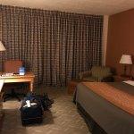 Zimmer mit Kingsizebett