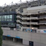Croke Park Stadium, the Mecca for GAA sports supporters.