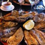 huîtres de Cancale
