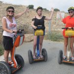 All Segway novices but had great fun!