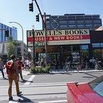 Powell's Books is just a few blocks away.
