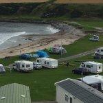 Photo de Portsoy Links Caravan Park