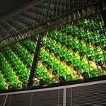 National Wine Centre - Wined - Wine bar bottle lighting