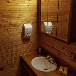 Bathroom - Wilderness Room