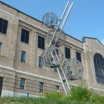 Olympic Center - Sculpture
