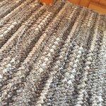 snail slime on carpet