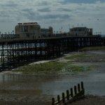 Worthing Pier from promenade