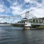 Rotating Bridge on CT River