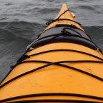 kayaking along the Northumberland Strait