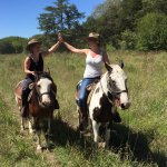 Indio and Isabel will help you learn how to ride