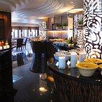 Park Hyatt Melbourne - VIP Lounge 19th floor - Breakfast