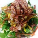 Bacon & Morocacn Chicken Salad