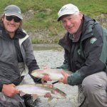 Excellent Rainbow Trout fishing